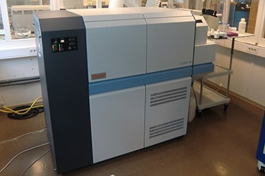"Thermo Fischer Scientific ""ELEMENT XR# ICP-MS"