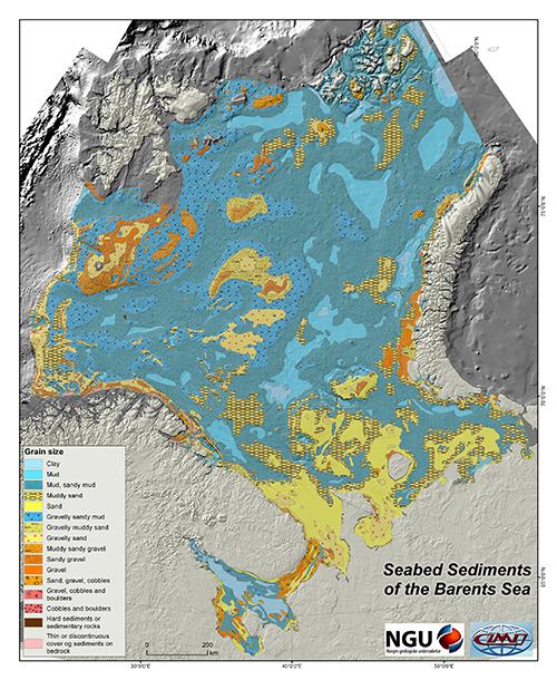 barents sea geology - photo #36