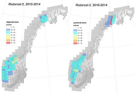 satellitt kart over norge Tryggere samfunn med EU satellitt | Norges geologiske undersøkelse satellitt kart over norge