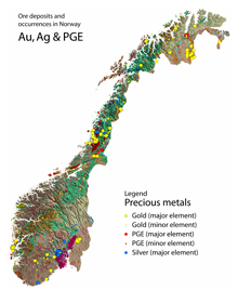 Www Prospecting No Norges Geologiske Undersokelse