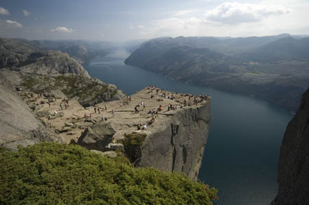 Prekestolen_Norway